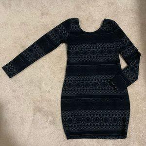Body con mini dress
